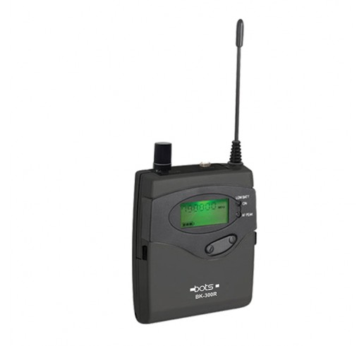 BOTS BK 300R Wireless Tour Guide System
