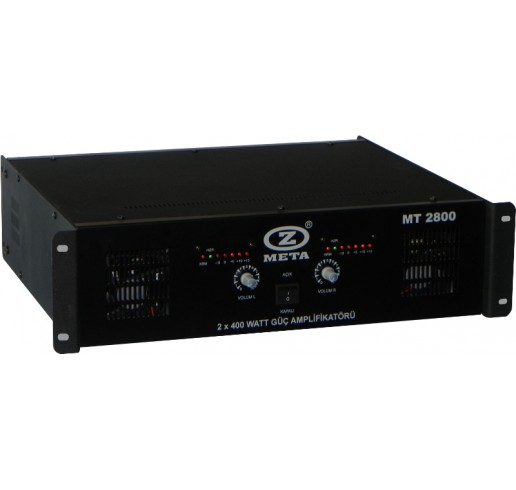 WEST SOUND MT 2500 Stereo Güç Anfisi